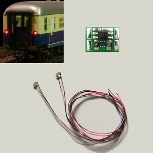 S734-LED-Zugschlussbeleuchtung-Schlussbeleuchtung-Waggons-mit-SMD-0603-LEDs-rot