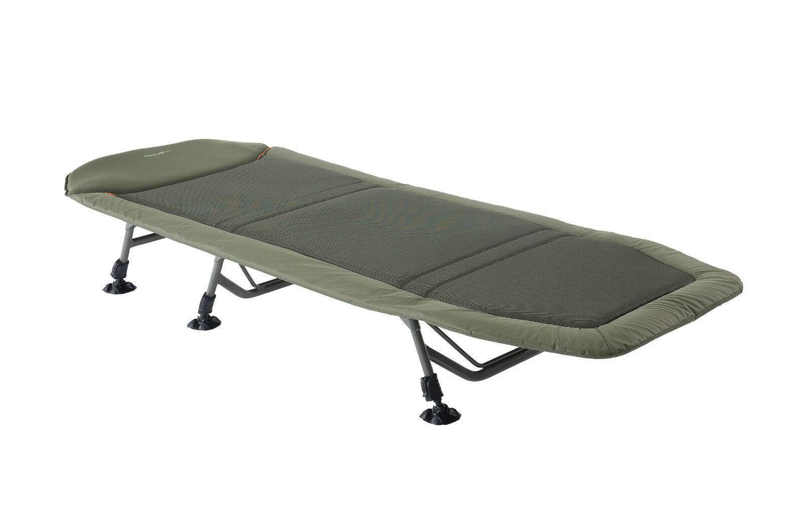Chub Outkast Flatbed 1377364 Liege Angelliege Karpfenliegen Bedchair Bed Chair