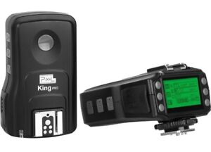 PIXEL KING E-TTL II Wireless Flash Trigger for CANON