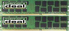 16GB 2X8GB DDR3 1333MHz ECC REG MEMORY FOR DELL PRECISION T5500 AND R5500