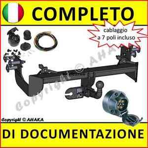 Gancio-traino-fisso-Mercedes-Benz-Vito-I-638-638-2-96-03-kit-elettrico-7-poli