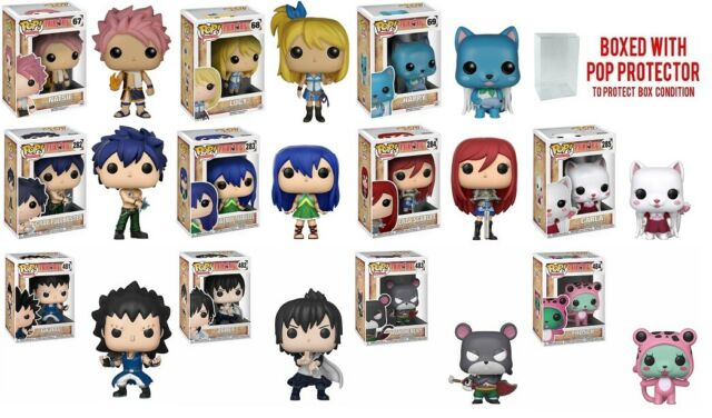 New Fairy Tail Funko Pop Cheaper Than Retail Price Buy Clothing Accessories And Lifestyle Products For Women Men All your favorite pop culture characters and moments come to life in a new way. cheaper than retail price buy clothing accessories and lifestyle products for women men