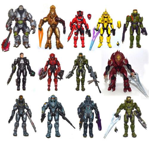 Halo Universe Collector Series UNSC Spartan LOCUS ATRIOX JEROME-092 BUCK Figure