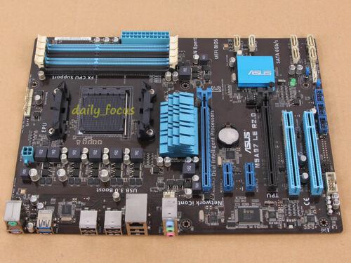 DDR3 AMD 970 ASUS M5A97 LE R2.0 Motherboard skt AM3