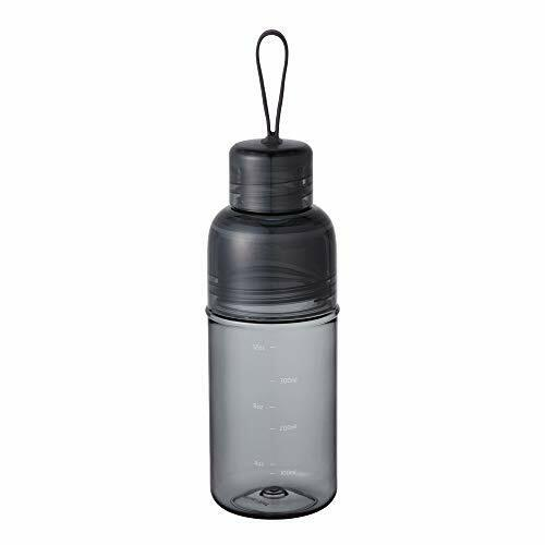 *KINTO Quinto - Workout bottle 480ml (smoke)