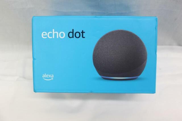 Amazon Echo Dot 4th Generation White w/Alexa B7W64E - NEW