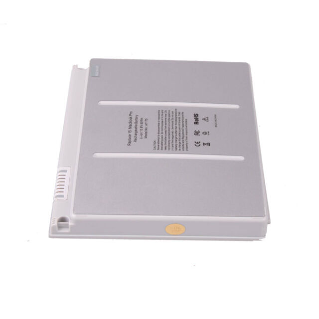 "MA348 for Apple MacBook Pro 15"" inch Rechargeable Battery A1175 MA348*/A A1150"