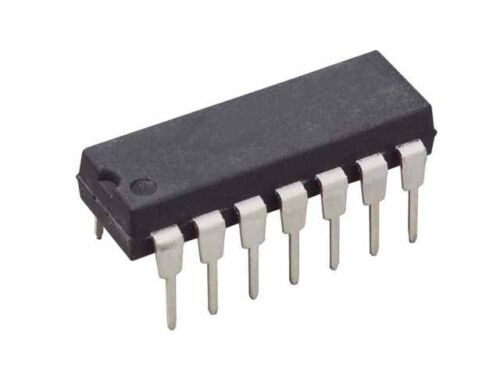 HD74LS04P HITACHI  INTEGRATED CIRCUIT DIP-14  74LS04 /'/'UK COMPANY SINCE1983/'/'