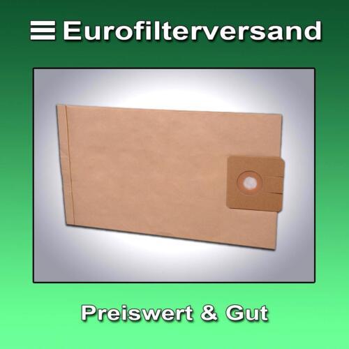 S 132  Staubsaugerbeutel Staubbeutel Filter 20 ECOLAB Floordress S 12 S 22