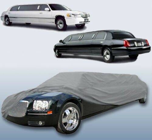 Limousine Limo Stretch Sedan Car Cover for BMW 28 ft WATERPROOF