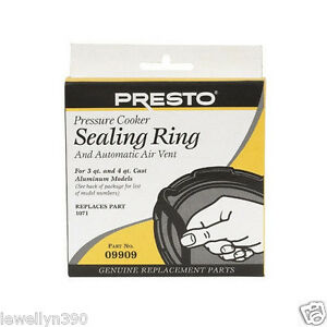Presto-Pressure-Cooker-Sealing-Ring-9909-NEW