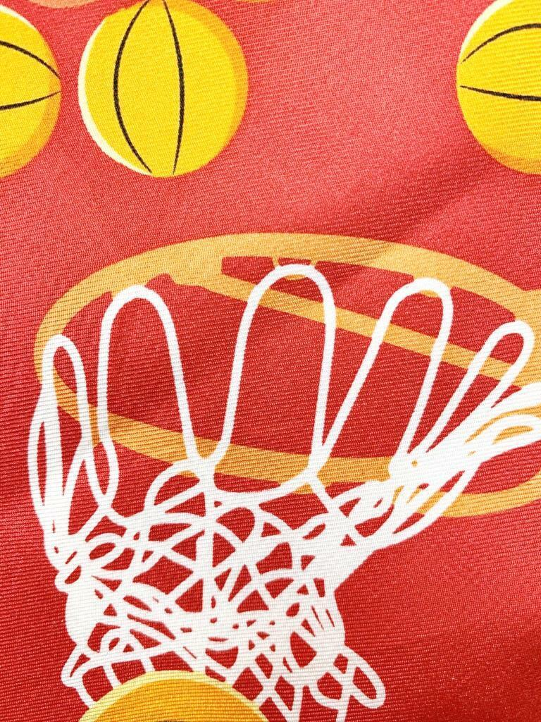 Wild Ties Basketball Tyres Red Orange Silk Necktie Tie MAR1721B #C37