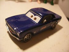 Mattel Disney Pixar Voiture CARS 2 Die Cast Metal 1/55 BRENT MUSTANGBURGER