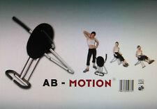 AB MOTION Bauchtrainer ,Rückentrainer , NEU,OVP