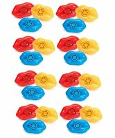 24 Whistling Lip Whistles Party Favors Oral Motor Skills