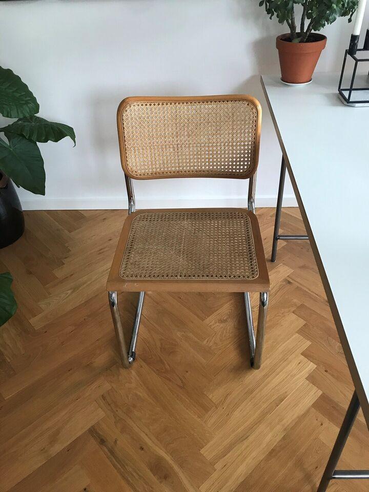 Spisebordsstol, Fransk flet, Marcel Breuer