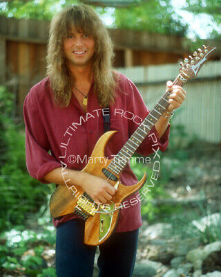 REB BEACH PHOTO WINGER 8x10 Photo by Marty Temme