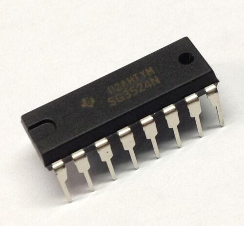 5 Stück SG3524N Schaltregler Regulating Pulse Width Modulator M4744