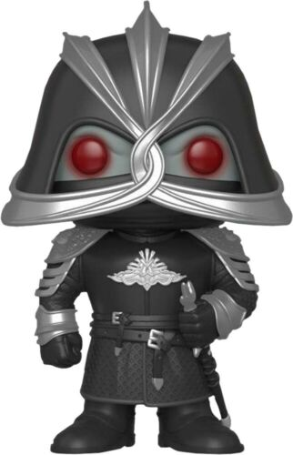"""Game of Thrones ***PRE-ORDER*** The Mountain Masked 6/"""" Super-Sized Funko Pop"""
