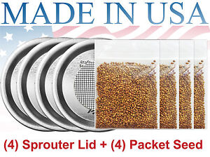 Sprouter-Kit-With-LID-Organic-Pure-Alfalfa-Sprouting-Seed-1G-1LB