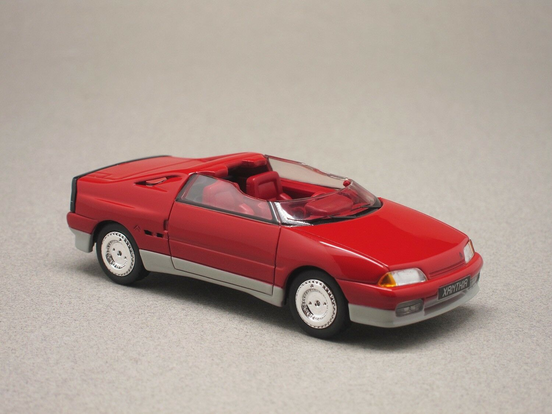 CITROEN XANTHIA CONCEPT, voiture miniature FRANSTYLE 0006