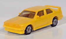 Monogram Mini Exacts 2062 BMW 325i 1:87 HO Scale Model 1989 Yellow
