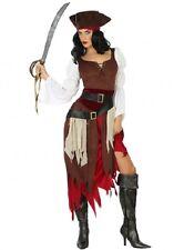 Déguisement Femme Pirate des Caraibes M/L 40/42 Costume Adulte Corsaire