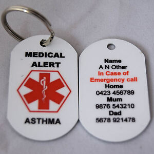 Personalised-Medical-Alert-Keyring-for-Asthma