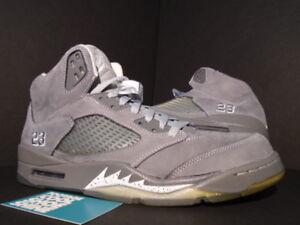 huge selection of 4c913 e6920 Image is loading 2011-Nike-Air-Jordan-V-5-Retro-GRAPHITE-