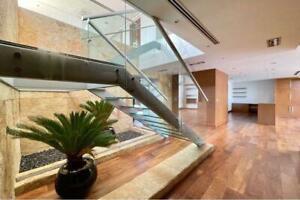 PentHouse en Renta - El Ducal - Bosque Real $80,000.00 con mantenimiento.