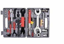 Bike Tools Repair Bicycle Set Kit Multi-Function Portable Case Outdoor 44 PC New