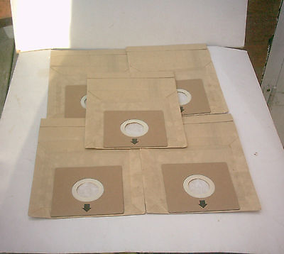VACUUM CLEANER BAGS X 5 TO FIT ARGOS MODEL VC06 VC-06