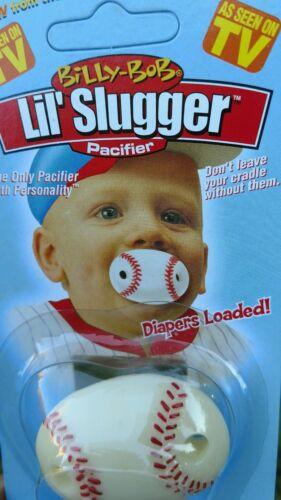 Billy-Bob Lil/' Slugger Pacifier