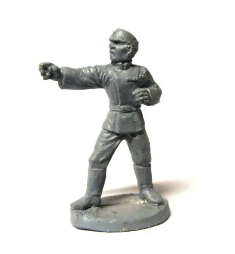 Star Wars - Death Star Officer (West End Game) Imperial Forces - 25mm - SW19
