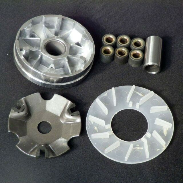Sukida Roma 50 Exhaust Studs and Nuts M6 32mm