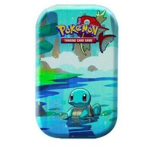 OVP Pokemon Dragoran Kanto Stärke Mini Tin Box Deutsch NEU