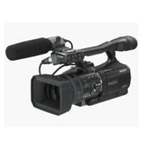 Microphone For Sony Ecm-nv1 Dsr-250 Hvr-z1c Panasonic Aj-mc700p Hmc-153mc 180b