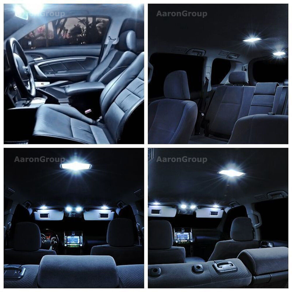 12pcs white interior led light package kit for 2007 2015 nissan 12pcs white interior led light package kit for 2007 2015 nissan altima vanachro Images
