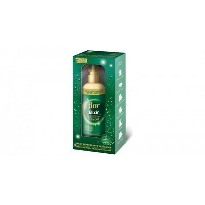 Flor Elixir Spray Refrescante Tejidos Herbal 300ml