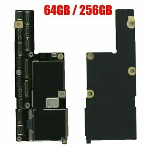 For-iPhone-X-64GB-256GB-Unlocked-Main-Logic-Board-Motherboard-Without-Face-ID