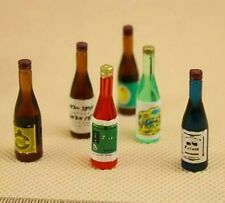 Doll's house bottle accessories 1:12 scale - UK Business