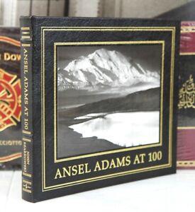 ANSEL ADAMS AT 100 - Easton Press - Szarkowski - LARGER BOOK