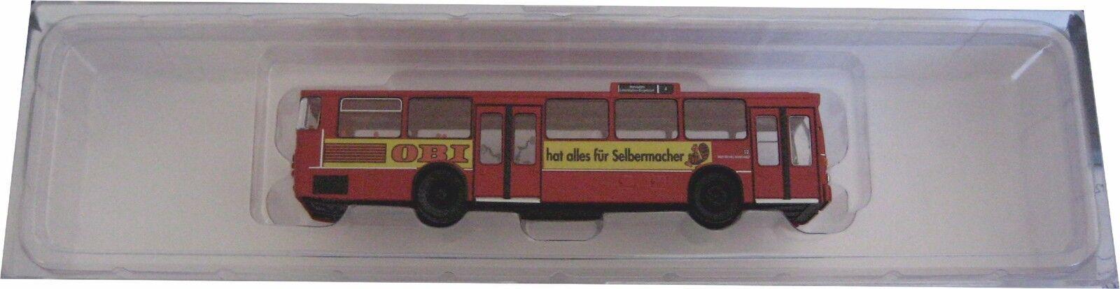 Brekina 50747 MB O 305 Stadt-Linienbus (VÖV) (VÖV) (VÖV) Stadtwerke Konstanz - OBI 1 87 HO 2ce42d