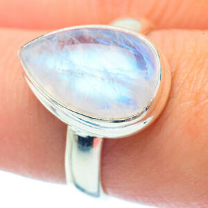Rainbow-Moonstone-925-Sterling-Silver-Ring-Size-8-Ana-Co-Jewelry-R35225F