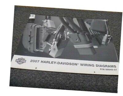 2007 Harley Davidson Super Glide Motorcycle Electrical ...