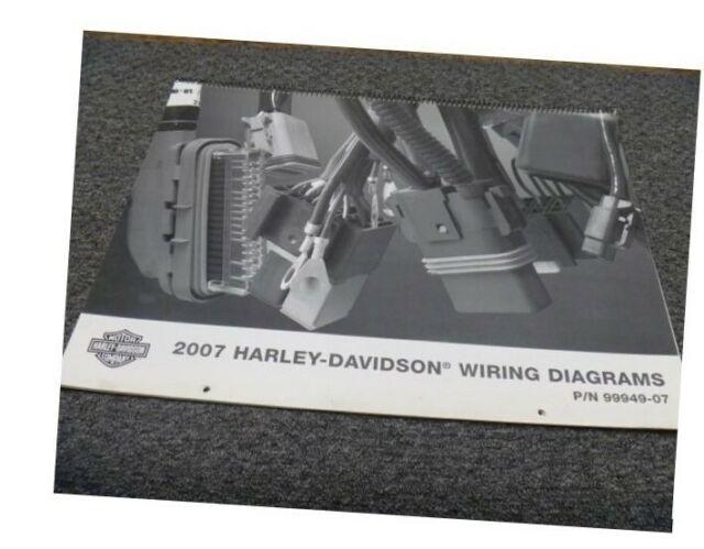 2007 Harley Davidson Super Glide Motorcycle Electrical