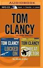 Tom Clancy Locked on and Threat Vector (2-In-1 Collection) by Tom Clancy (CD-Audio, 2015)