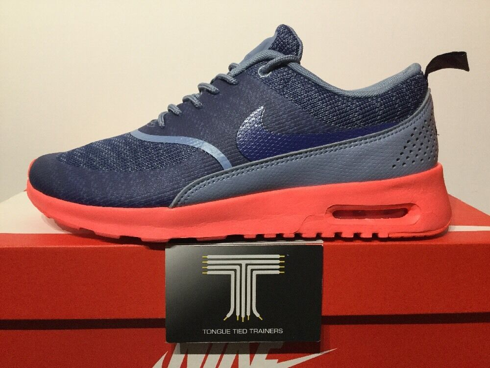 4532d8b9c2ad Nike Air Max Thea KJCRD ~ ~ ~ 718646 400 ~ Size 4 47c8a5 - loafers ...