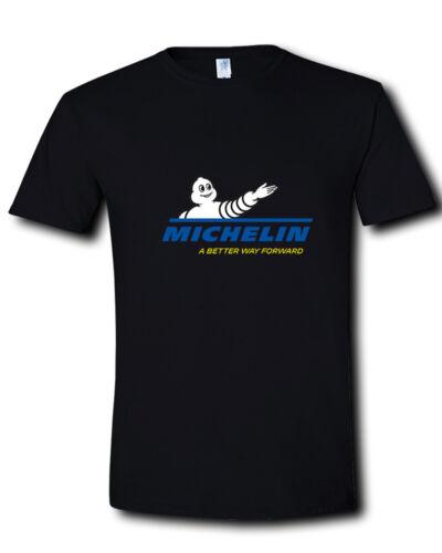 Michelin Logo Automotive Tires Car Tires Truck Tires SUV Tires T-Shirt S 2XL
