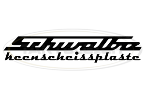 Details Zu Simson Schwalbe Aufkleber Keenscheissplaste Ddr Veb Ifa S50 S51 S70 49 Farben